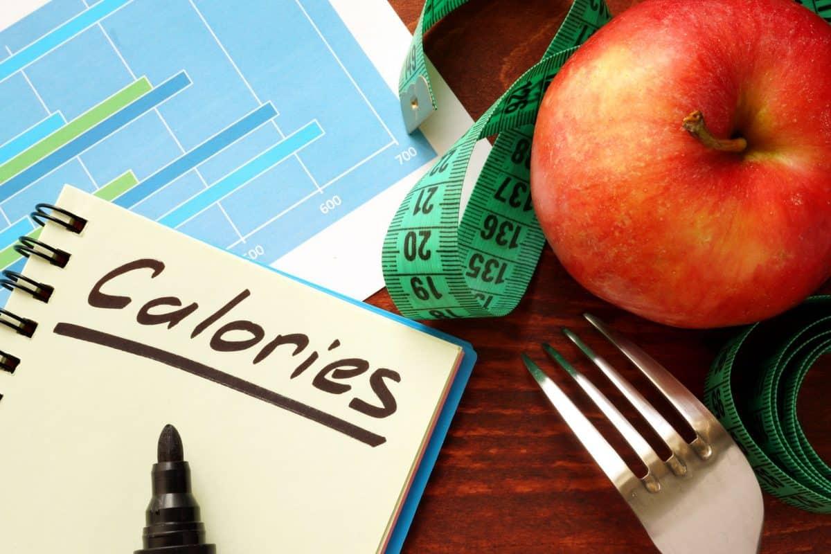 kebutuhan kalori per hari