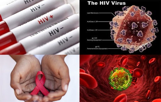 ruam kulit tanda HIV