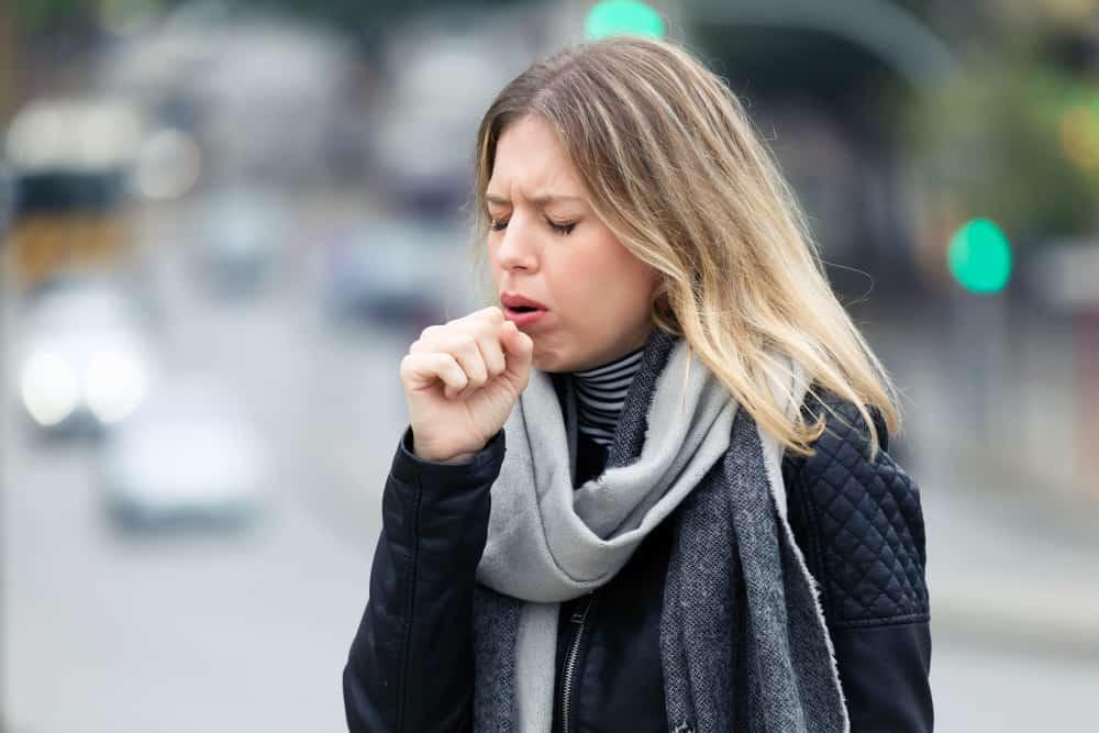 bercak paru pada penderita TBC