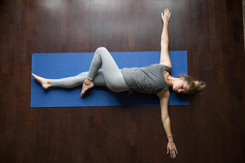 gerakan yoga untuk melancarkan haid