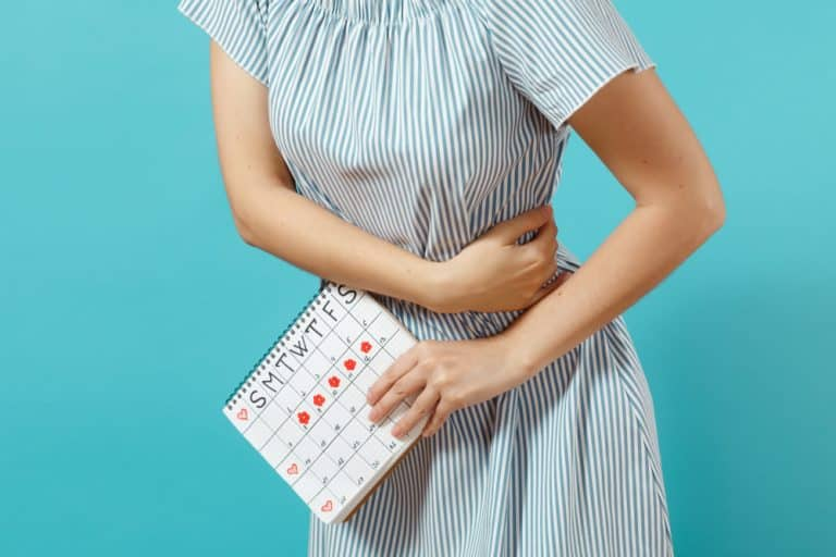 perut kembung saat haid
