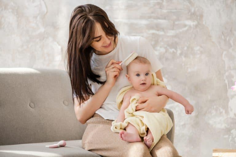 tips merangsang pertumbuhan rambut anak